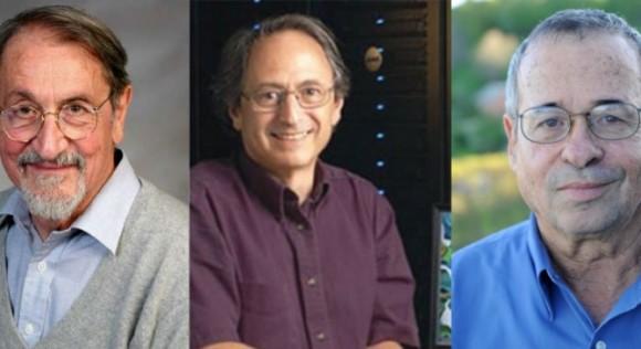 Martin Karplus , Michael Levitt y Arieh Warshel
